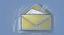 image d'une enveloppe pour le contact